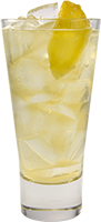 Sour is the shochu with soda water and a flavor is mixed into it. You can select from some flavors, and they are lemon juice, grapefruit juice, umeshu, oolong tea and so on.