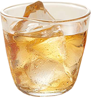 Japanese liqueur made by steeping ume fruits in shochu and sugar. It has a sweet, sour taste, and an alcohol content of 10–15%.